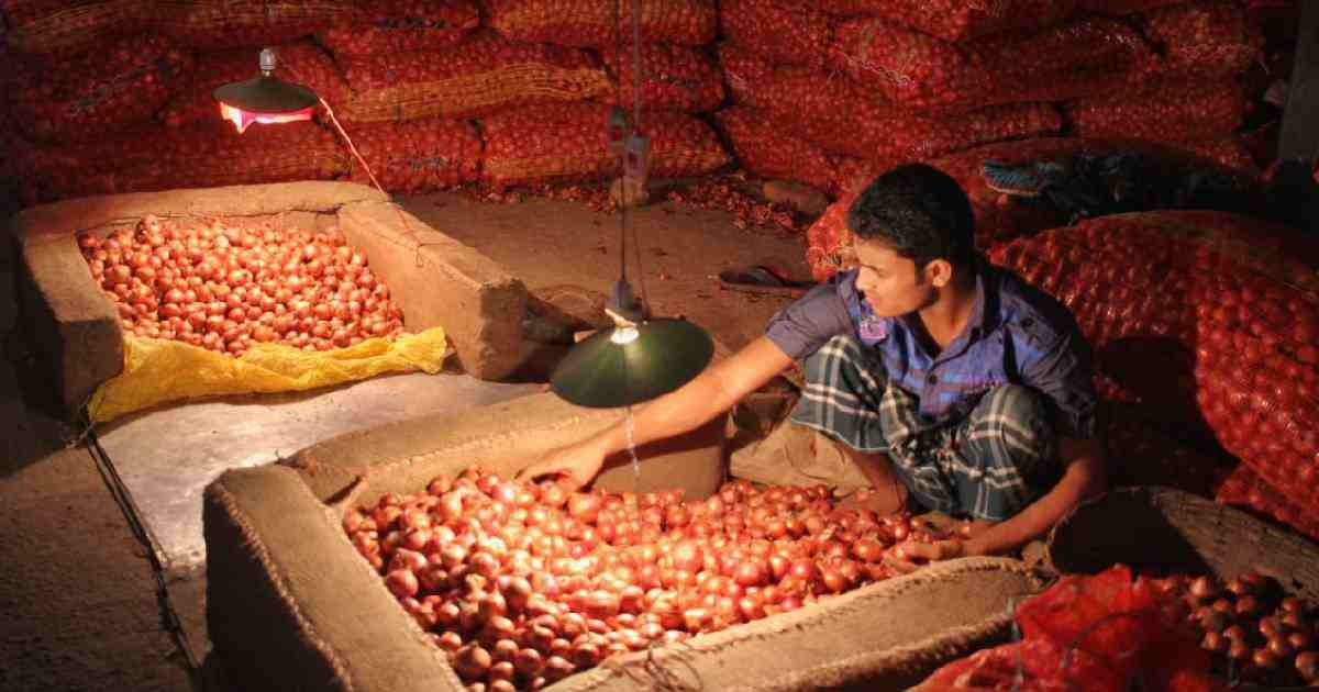 Overheated onion market: Import duty withdrawn