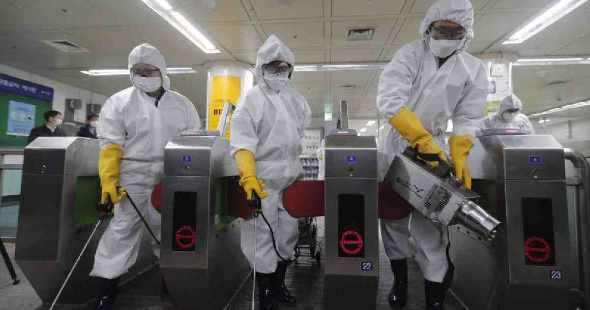 Outbreak starts to look more like worldwide economic crisis