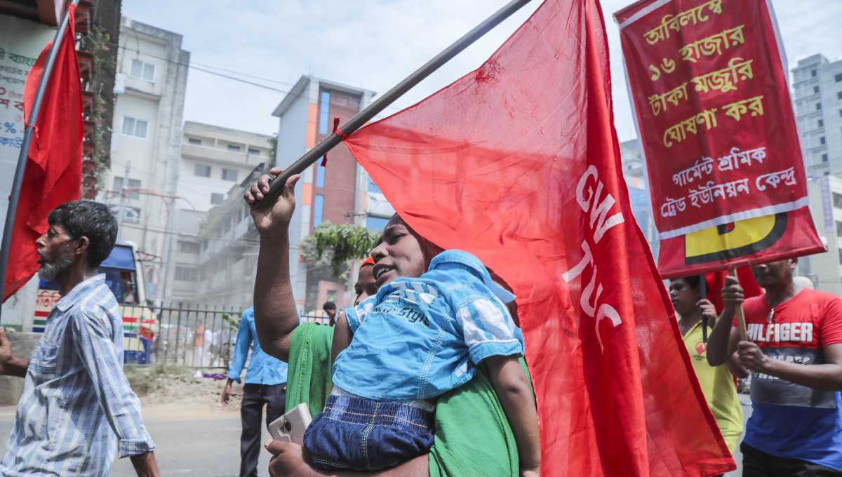 Minimum wage: RMG workers to stage demo on Sept 21
