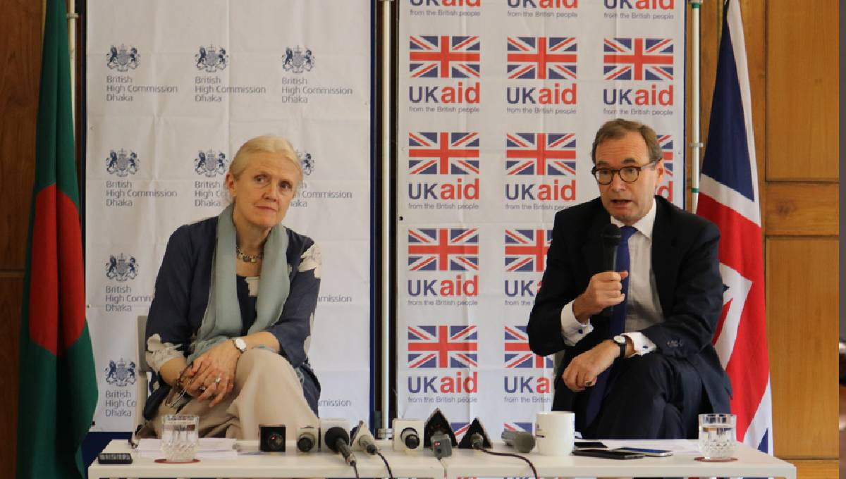 Rohingya crisis: UK announces extra £87 million funding