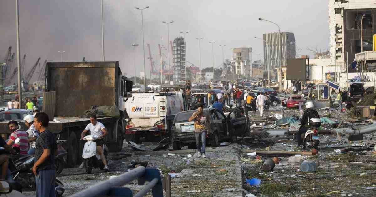 Beirut blast: 4 Bangladeshis killed, 21 navy members among injured