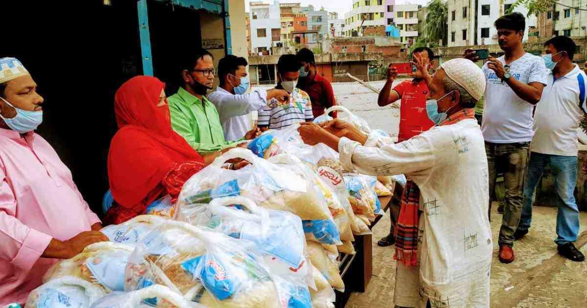 Tangail Sadar UP vice-chairman suspended over relief irregularities