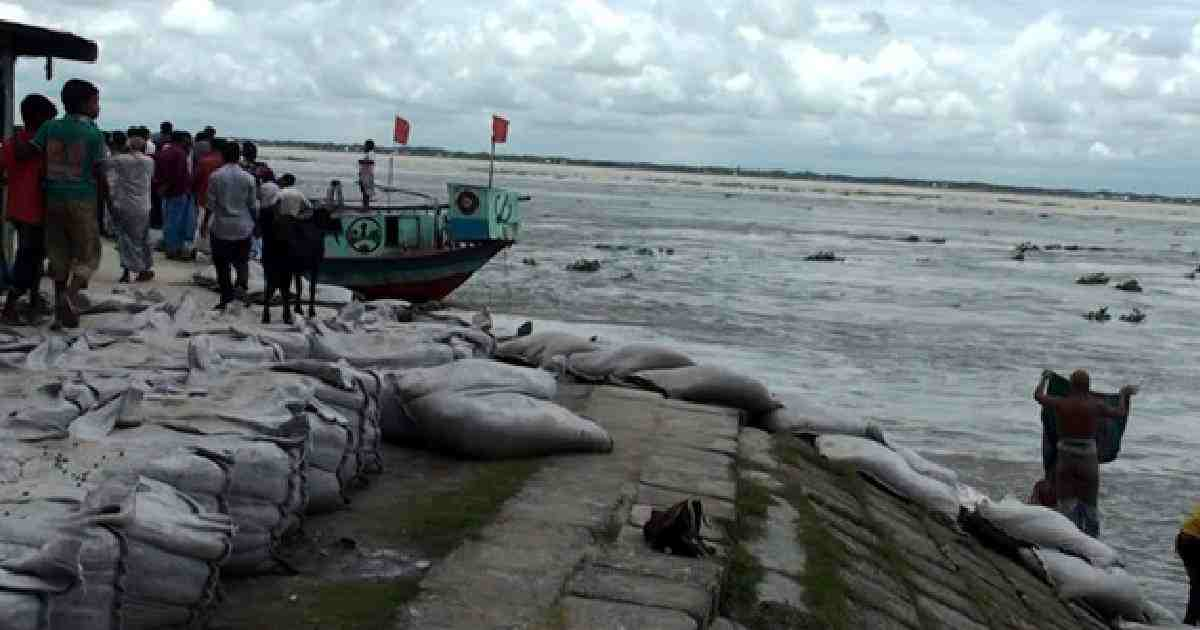 Tk 421-cr project to save Chandpur town awaits approval