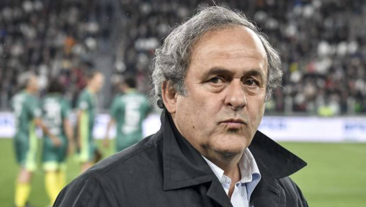 Platini plans comeback, legal fight after 4-year FIFA ban