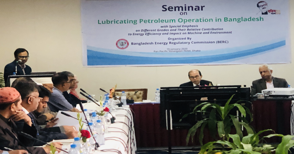 Govt urged to frame policy to ensure lube oils' standard, quality
