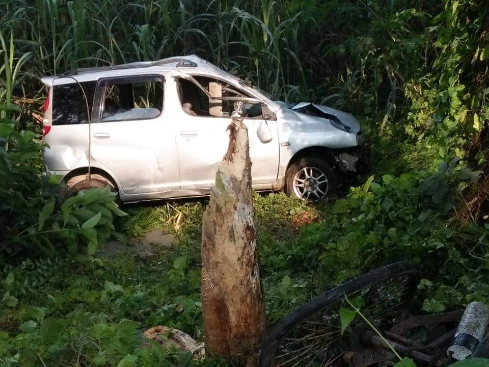 NGO official, van driver killed in Gopalganj road crash