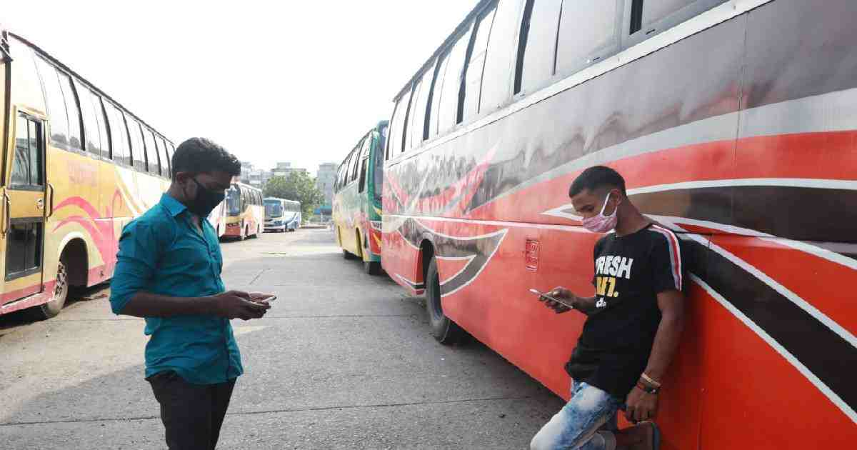 Govt increases bus fares by 60 pc