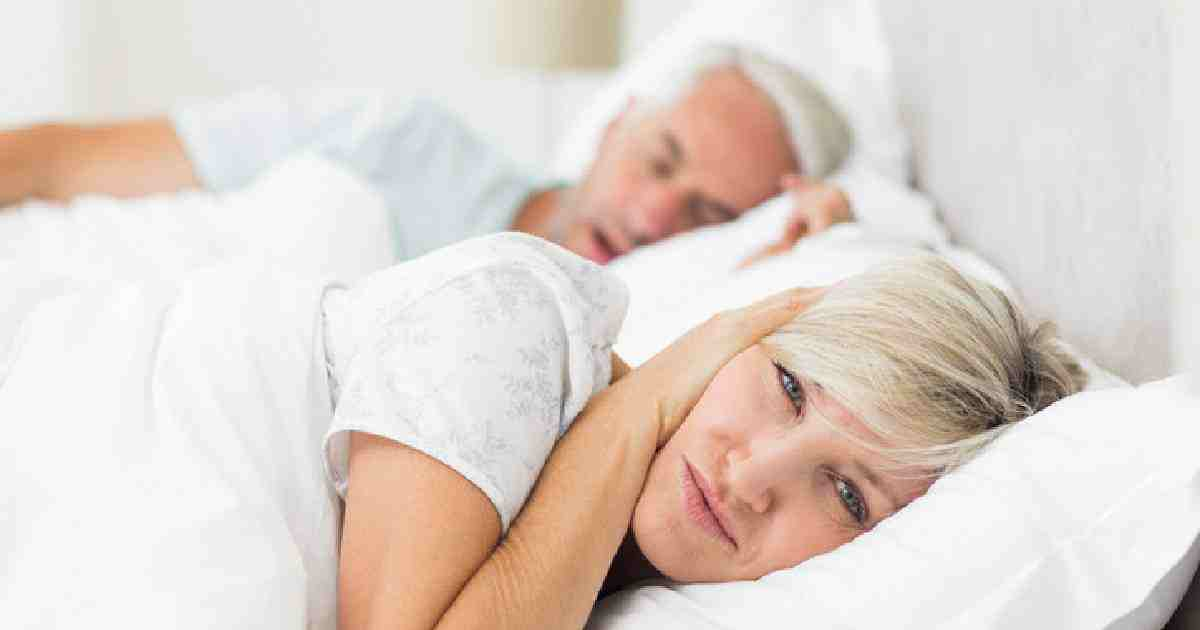 Tired of snoring? Here's how to silence it