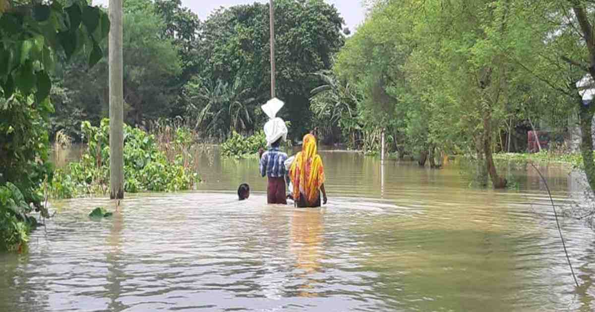 People suffer as flood situation shows no sign of improvement