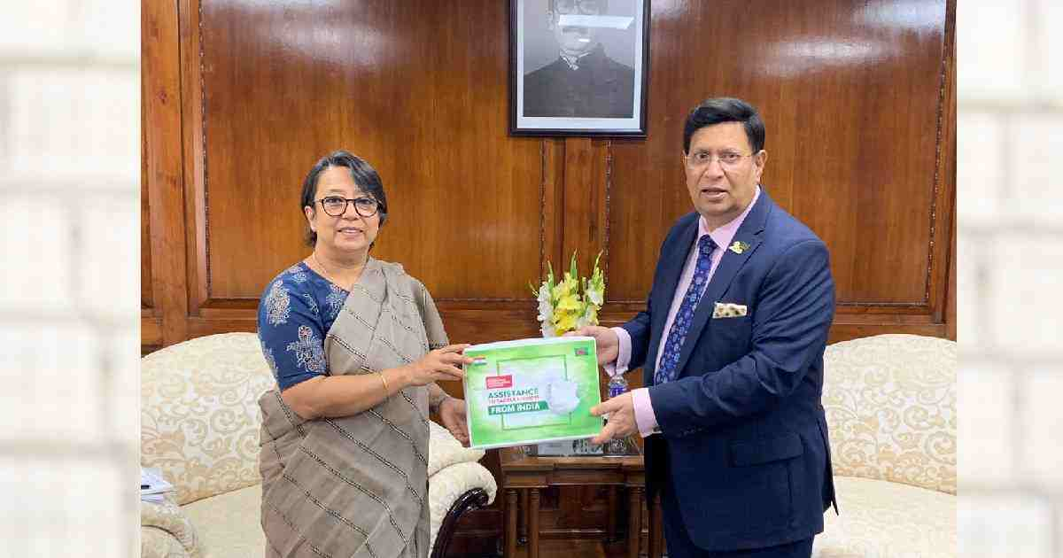 India provides assistance to tackle Covid-19 in Bangladesh