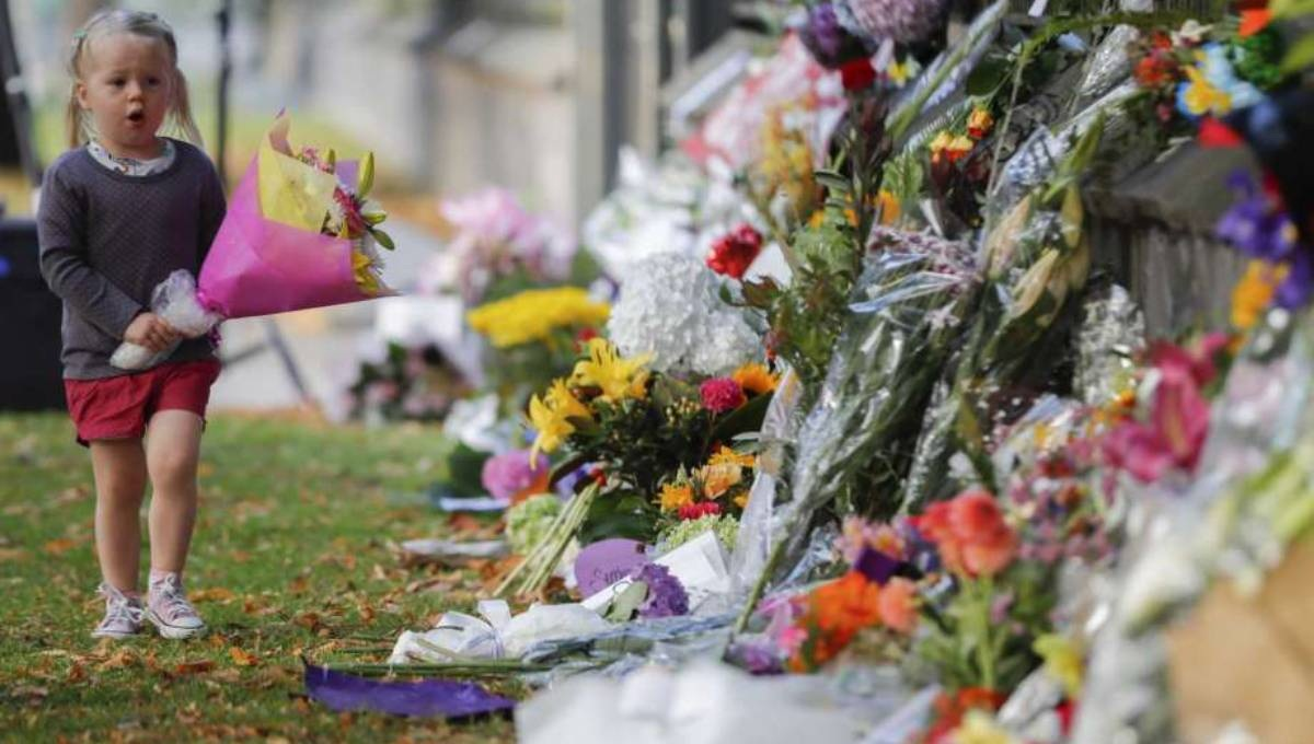 New Zealand prepares to bury mosque victims as toll hits 50