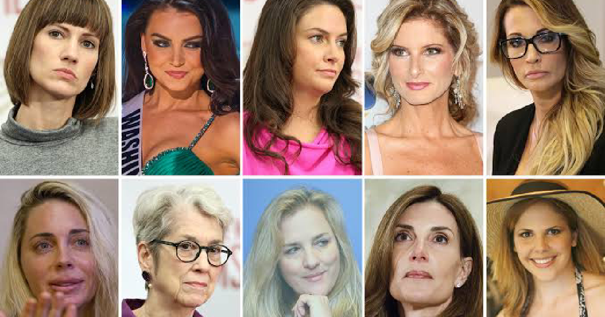 Trump and women: ,  lawsuits