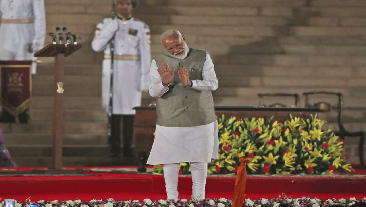 India's prime minister names Cabinet after decisive election