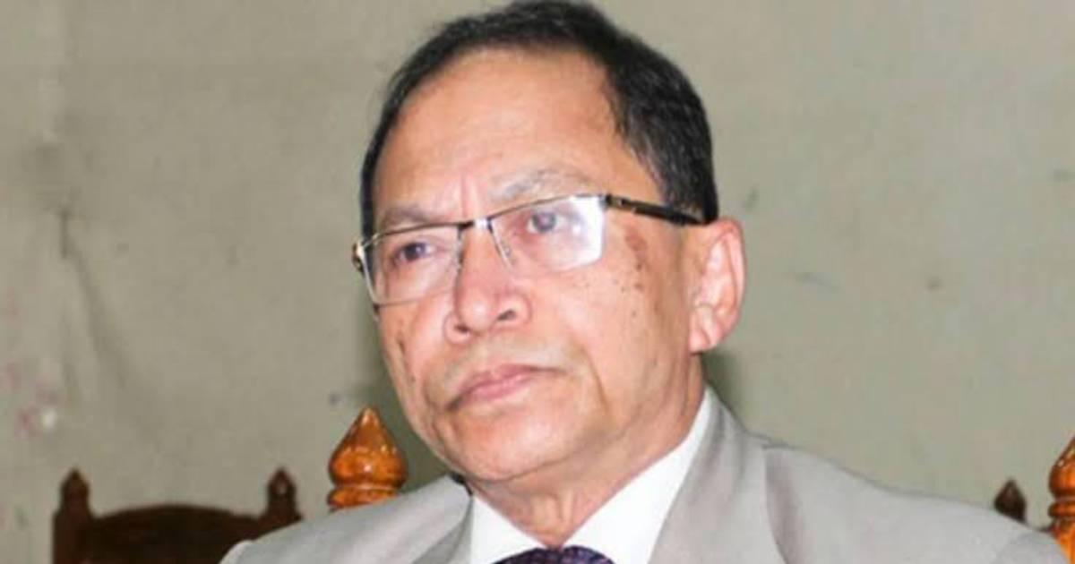 Senior Special Judge's Court ,  former Chief Justice Surendra Kumar Sinha ,  money laundering case ,  Surendra Kumar Sinha