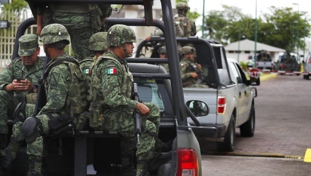 Mexico says Guard deployment beginning, forms migrant team