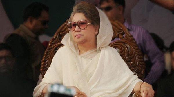 BNP pushes for Khaleda's release