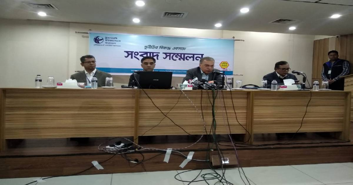 Transparency International Bangladesh (TIB) ,  foreign nationals working in Bangladesh ,  evading taxes ,  2.5 lakh foreign nationals