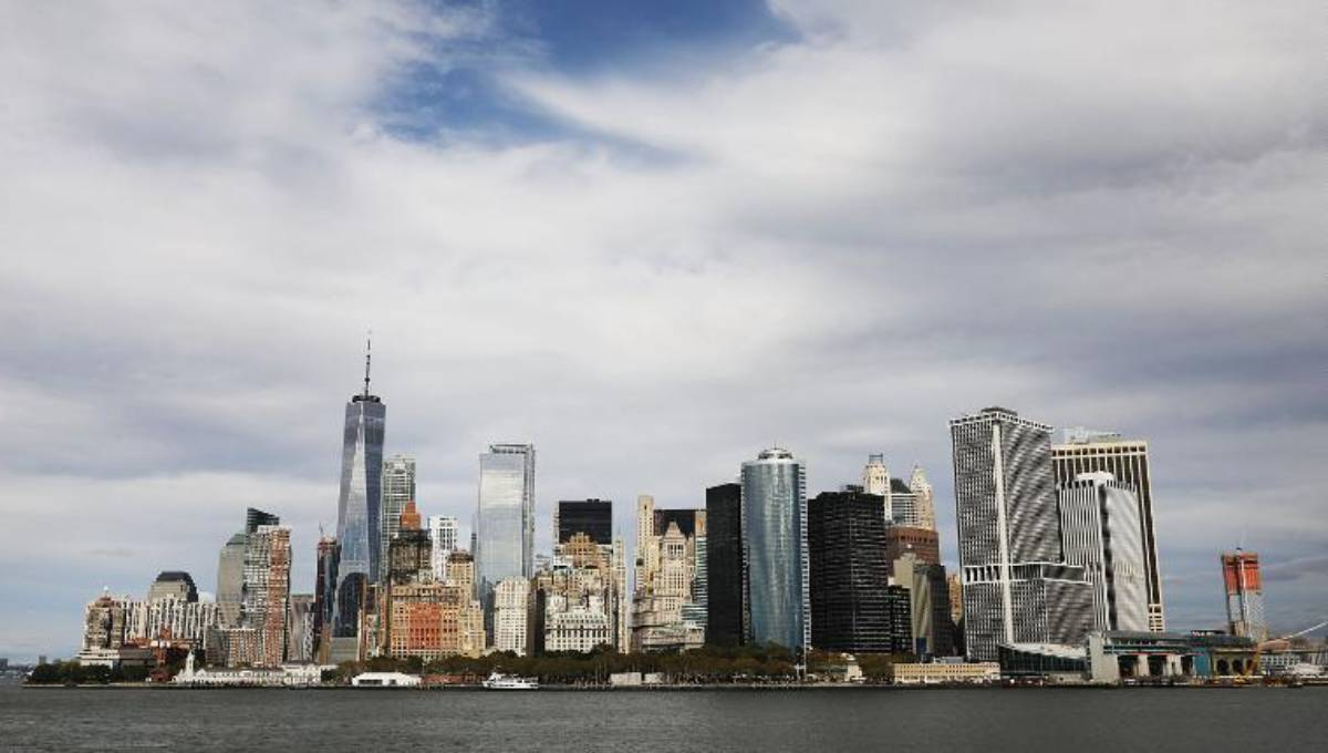 New York City declares a climate emergency, the first US city with more than a million residents to do so