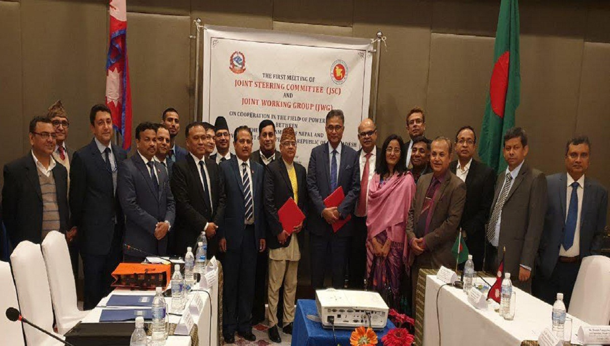 Two technical teams formed with Nepal to explore energy cooperation