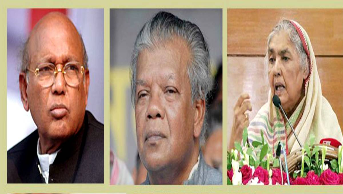 Amu, Tofail, Matia among 34 left out from Hasina's new cabinet