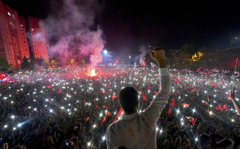 Opposition win in Istanbul a blow to Turkey's Erdogan