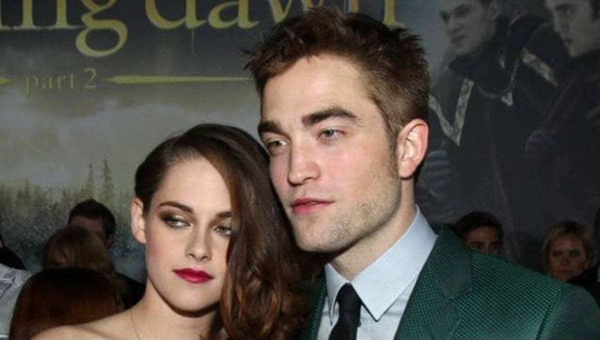 Kristen Stewart Is 'Very Happy' About Robert Pattinson's Batman Role