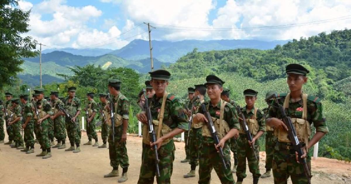 atrocities ,  Myanmar army