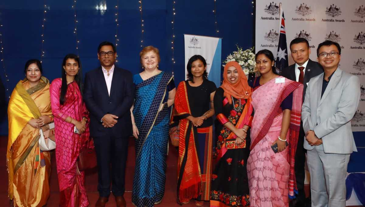 70 Bangladeshis receive scholarships to study in Australia