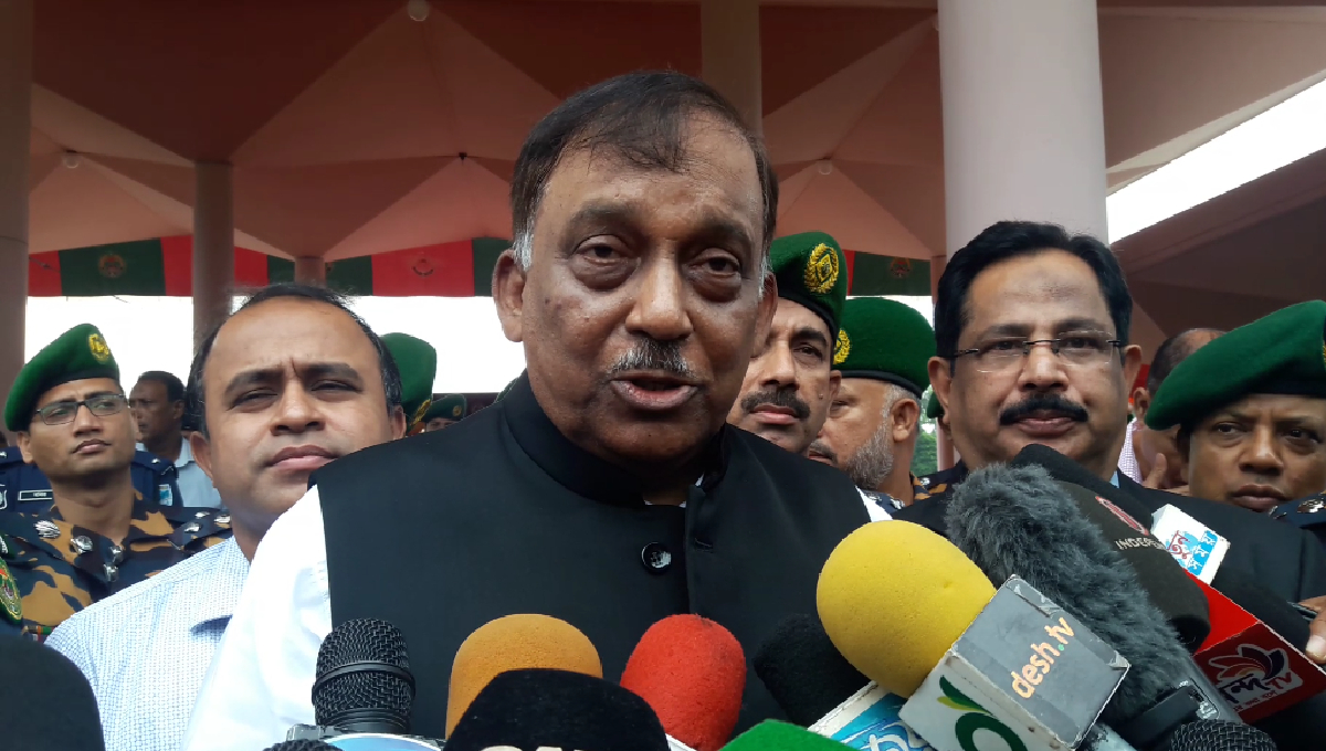 Drive also to continue against all lawbreakers: Home Minister