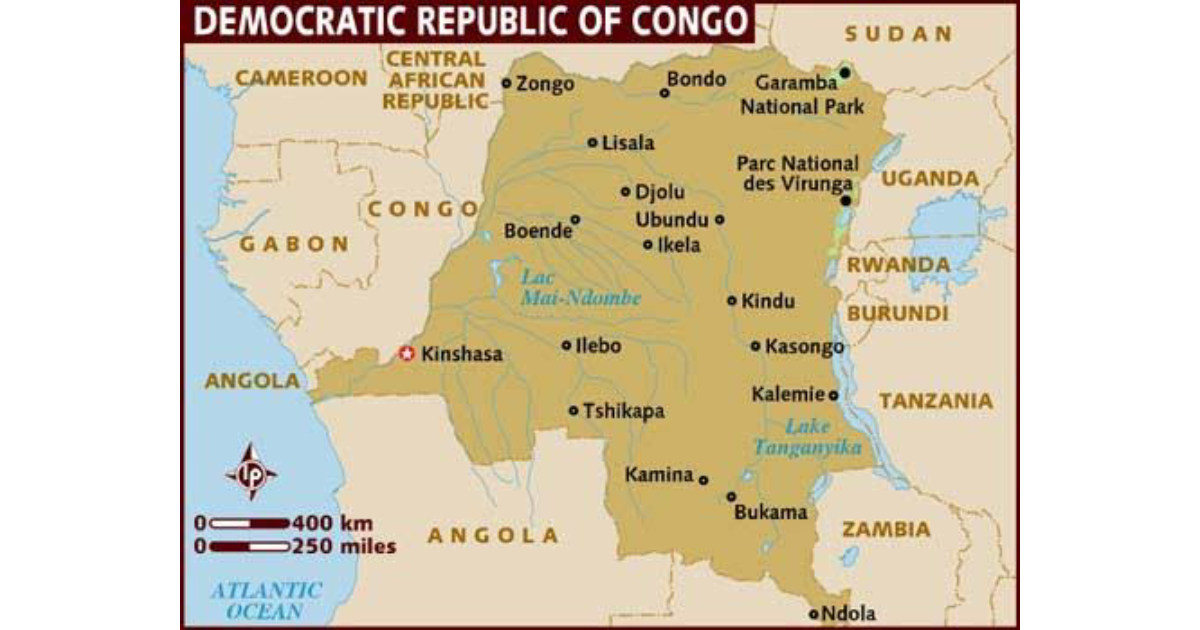 New Rebel Attack In Congo Kills More Than A Dozen People