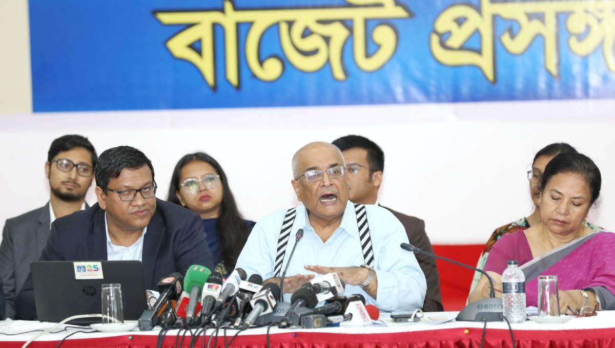 Bangladesh's macroeconomics under pressure: Debapriya