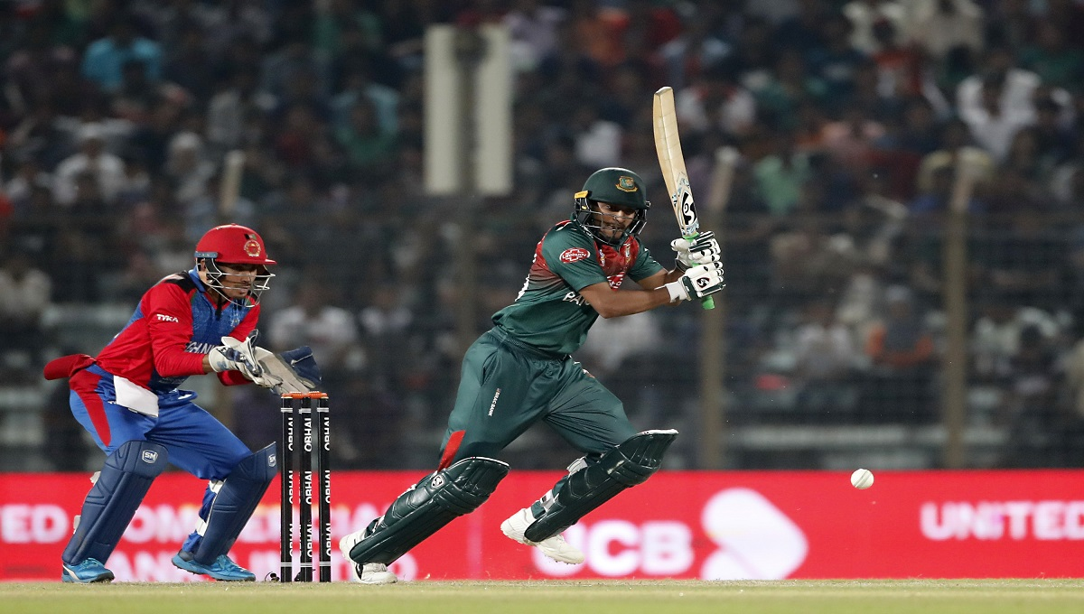 Bangladesh beat Afghanistan in T20Is after five and half years