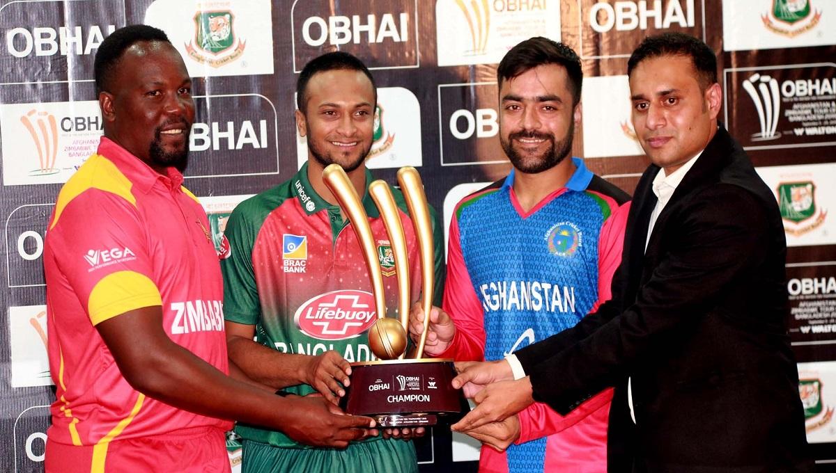 Tri-Nation T20 Series: Bangladesh to play Zimbabwe Friday
