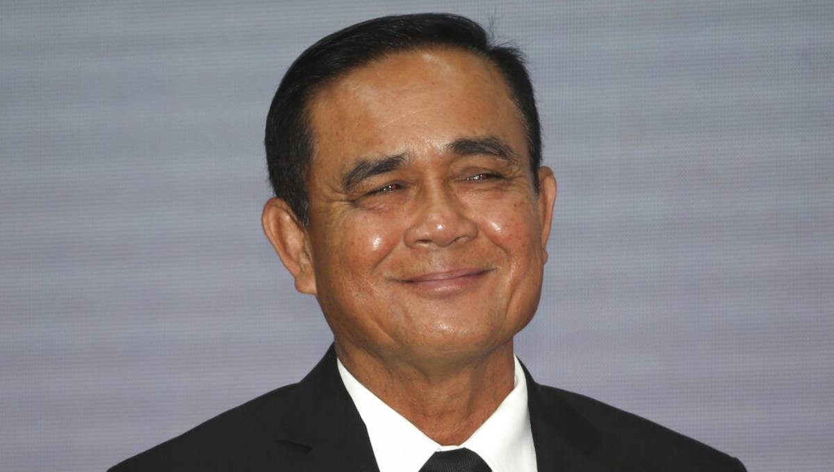 Thai junta chief proclaimed second-time prime minister