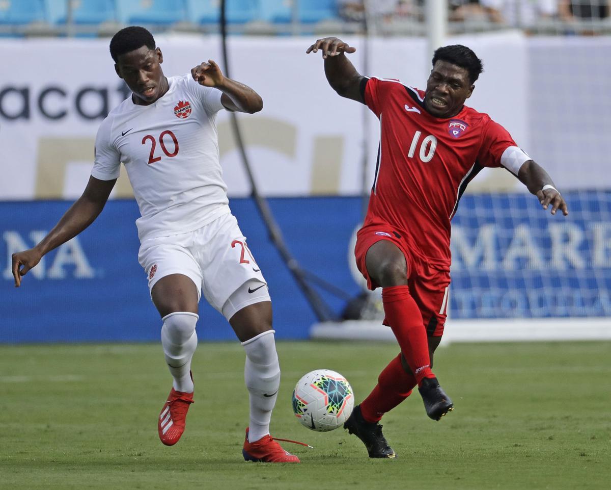 Cavallini, David scores 3 goals, Canada defeats Cuba 7-0