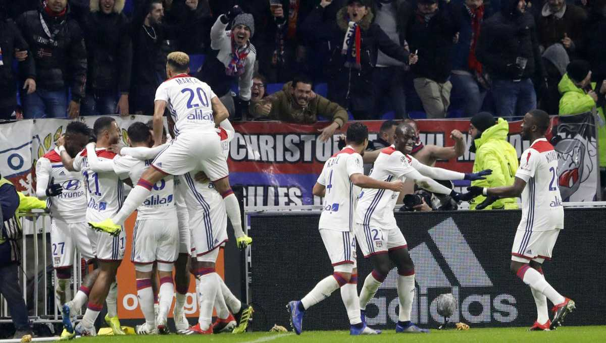 Lyon Boosted By Derby Win Ahead Of Man City Match