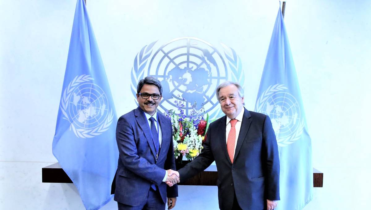 Rohingya repatriation: BD informs UN about Myanmar's non-cooperation