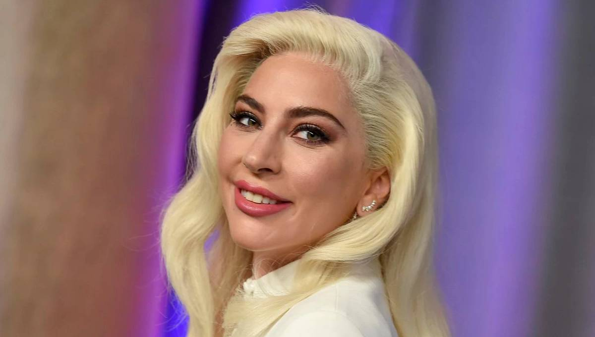 Lady Gaga heralds the coming of her makeup line on Amazon