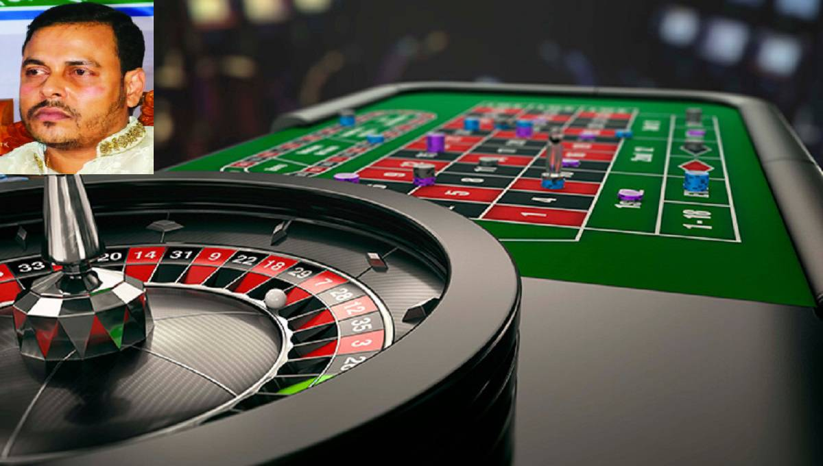 Jubo League leader Khalid held for 'running' casino