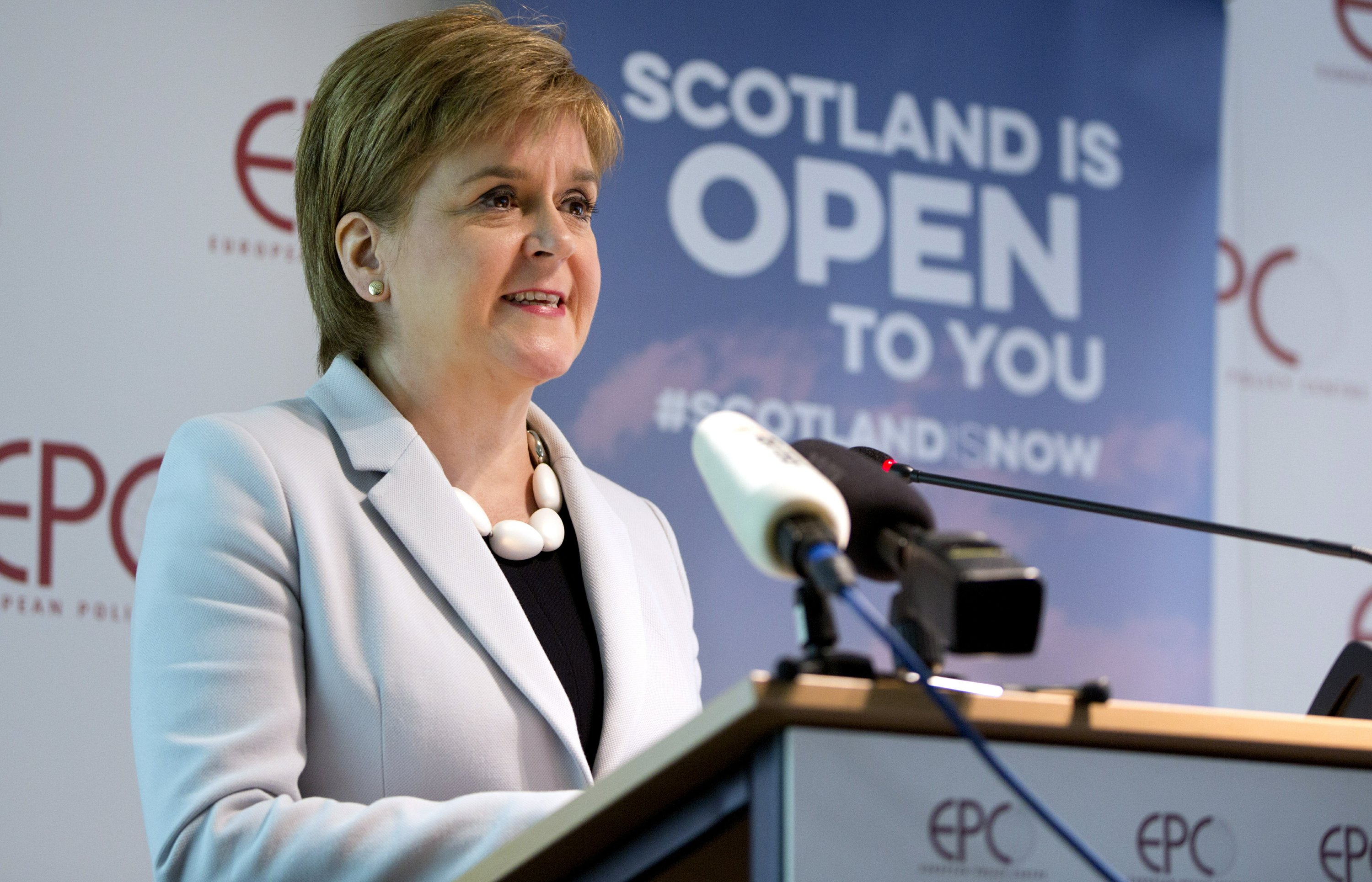 Scottish leader: Brexit signals need to chart future path