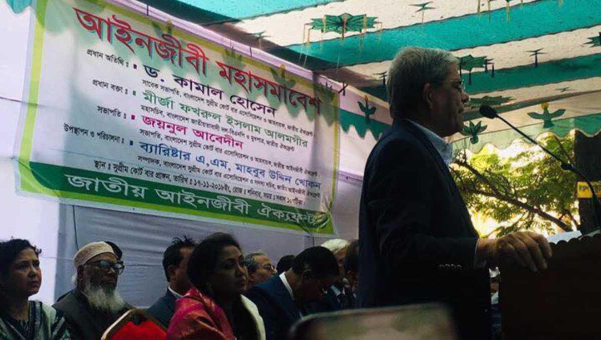 It's challenge to defeat 'monstrous regime', says Fakhrul