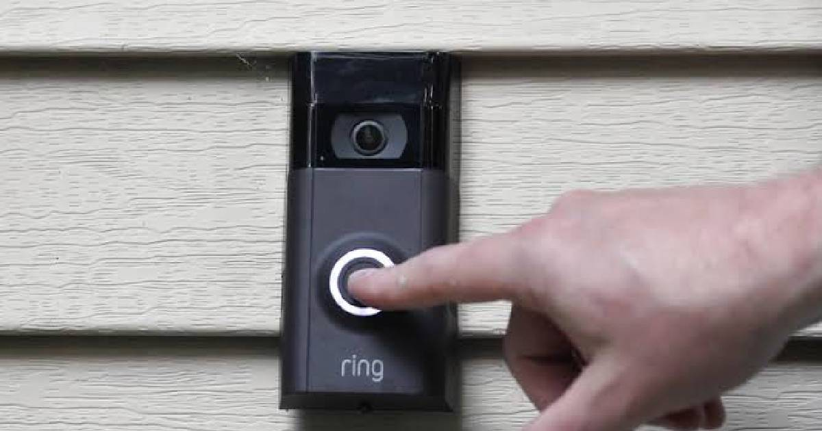 Ring doorbell ,  Amazon