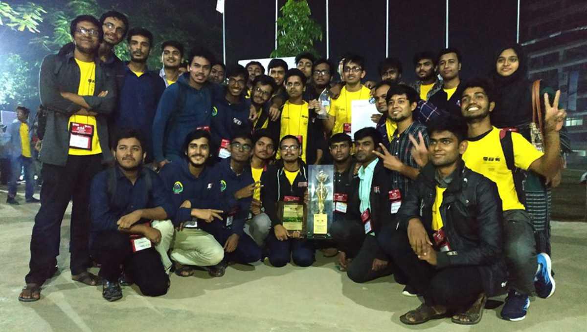 SUST team clinches ICPC 2018 title