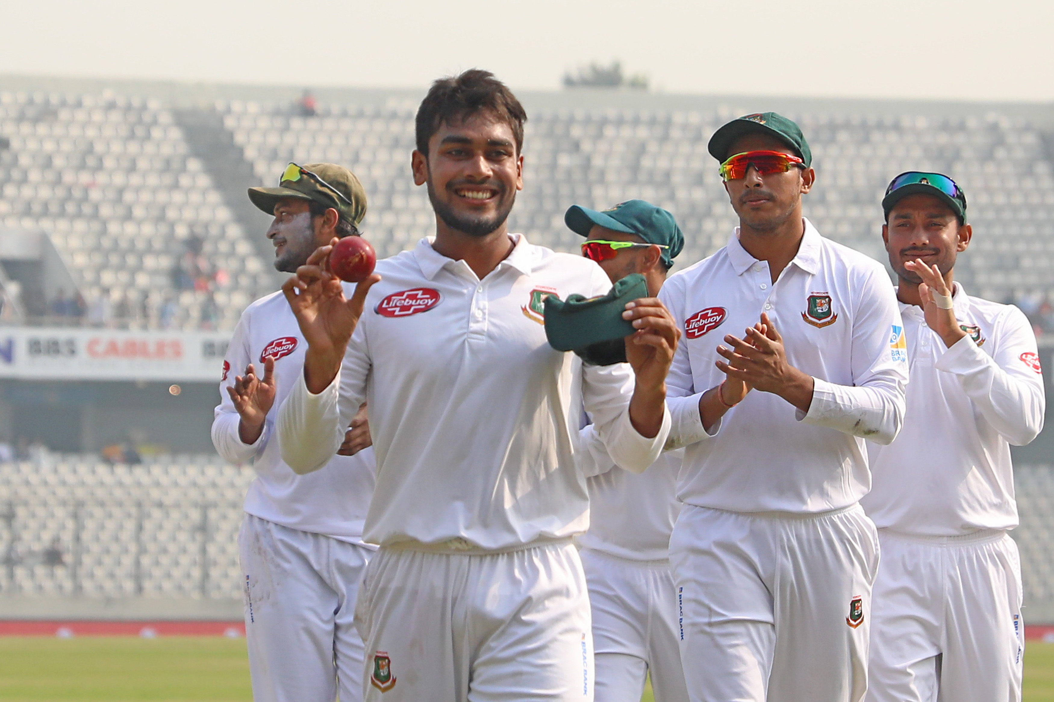 Miraz attains career-best Test ranking