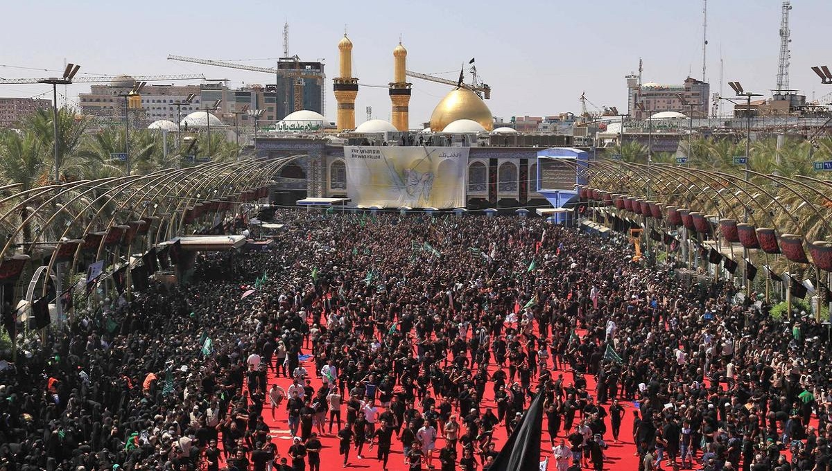 31 killed in Iraq during Ashoura procession