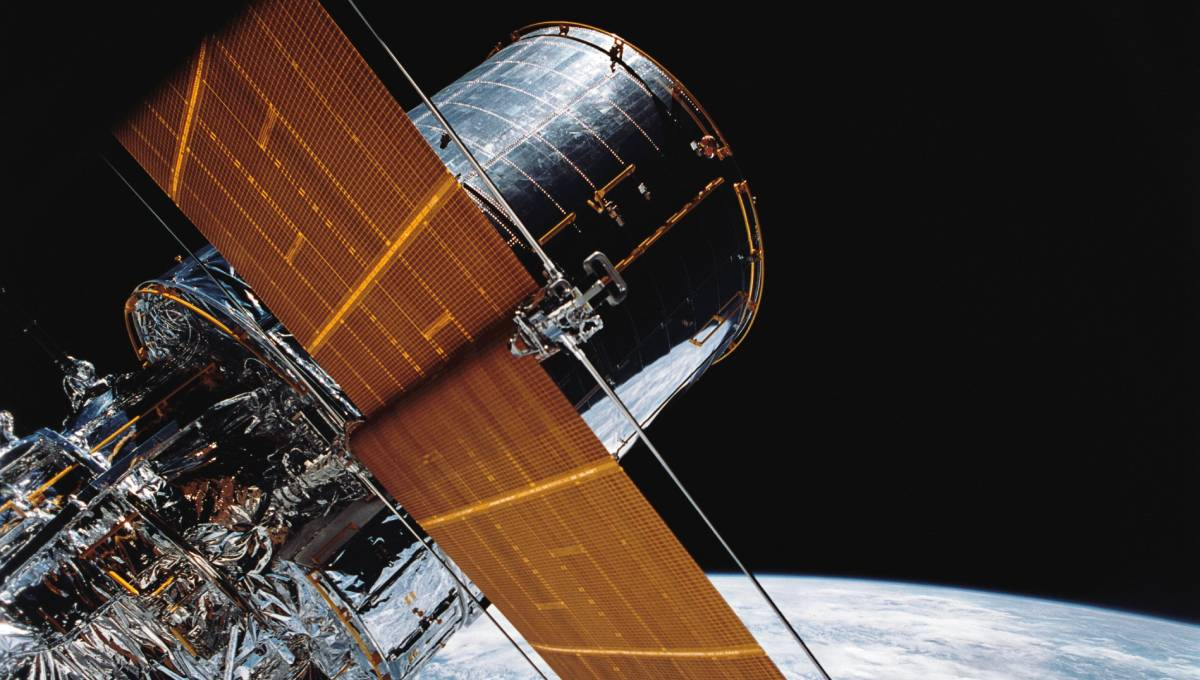 Hubble Space Telescope's premier camera shuts down