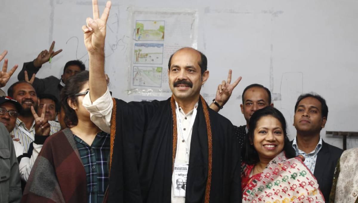 DNCC mayoral by-polls: AL's Atiqul takes clear lead