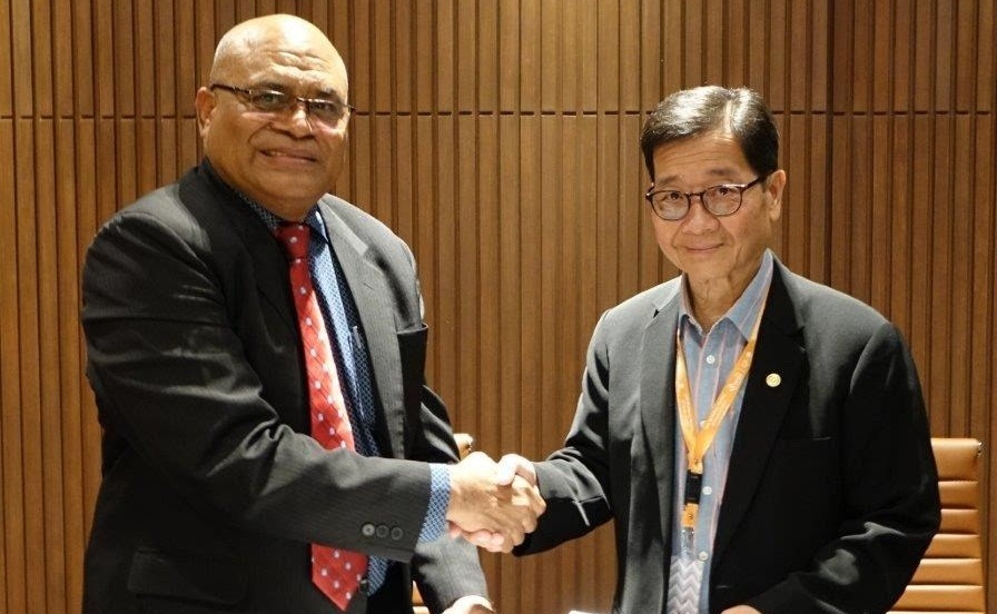 APO, CIRDAP sign MoU to support agriculture, rural dev projects