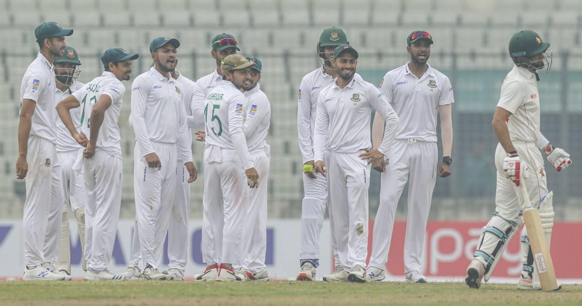 Bangladesh vs Zimbabwe series ,  Sher-e-Bangla National Cricket Stadium ,  Bangladesh Cricket Team