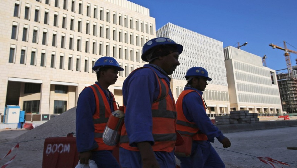 UN Labor Body: Qatar Pledges to End 'kafala' Employment Laws